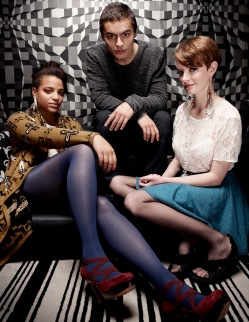 Cast of Skins for FHM