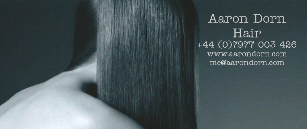 Aaron Dorn Hair - number 1 hairdresser in Essex